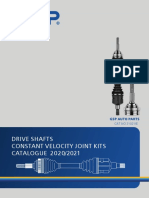 Gsp c.v.joint Drive Shafts Catalogue 2021