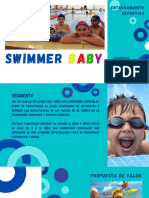 Swimmer Baby