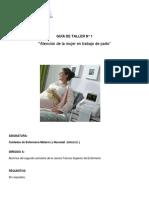 Guia Taller 1_Atención de la Mujer en Trabajo de Parto