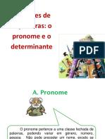 Classes de Palavras_ o Pronome e o Determinante (1)