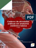 Caderno de Atividades Práticas Em Anatomia Sistemica Basica