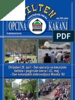 Bilten Opcine Kakanj - Broj 14