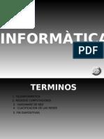 Terminos- Informatica