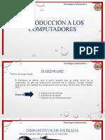 Hardaware y Software del PC