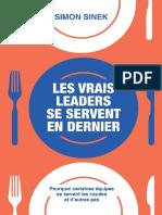 Les Vrais Leaders Se Servent en Dernier by Simon Sinek z Lib.org .Epub 1