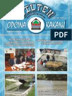 Bilten Opcine Kakanj - Broj 16