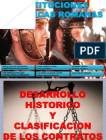 UCC IJR 2011.1 CLASIFICACION DE LOS CONTRATOS