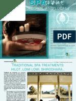 Tourism Review Online Magazine - Spa