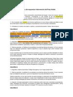 1.- Indicadores de respuesta Intervención del Área Adulto (1)