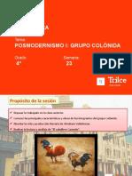 Li-4°-Posmodernismo Grupo colónida (con audio)