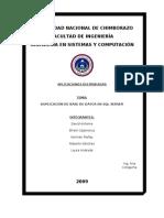 DUPLICACIÓN DE BASE DE DATOS EN SQL SERVER