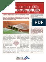Rech Agrobiosciences Fr
