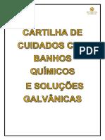 CARTILHA DE CUIDADOS COM BANHOS QU_MICOS E SOLU__E