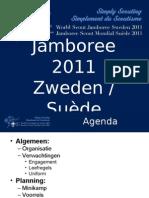 Presentatie Infoavonden Jamboree 2011 - NL