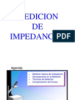 Medicion de Impedancias
