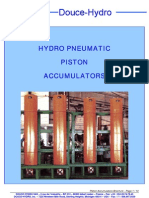 Piston accumulators brochure