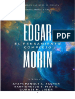 Monografia Edgar Morin