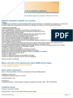 BPREA - Brevet Professionnel Responsable Dexploitation Agricole en Producti Horticoles