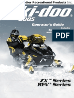 1997 SkiDoo Shop Manual | Belt (Mechanical) | Suspension