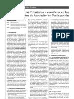 asociacion en participacion