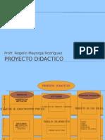 PROYECTO DIDACTICO diagrama o mapa