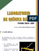 Bitácora de Laboratorio