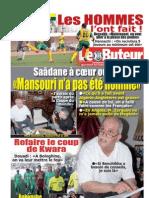 LE BUTEUR PDF du 03/04/2011