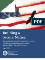 DHS-Safeguarding America's Transportation System