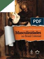 Masculinidades No Brasil Colonial