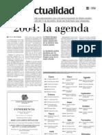 agenda 2004