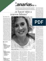 Entrevista a Mar Julios