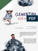 Clementina esta enojada (1)