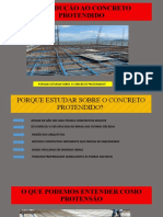 Introdução ao concreto protendido 18-03-21