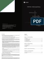 CZUR Shine User Manual V01-Deutsch