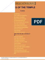 Newberry - Types of the Temple (b)