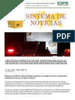 Noticia Semanal 8 - Elian Camacho