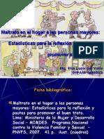Estadistica Maltrato en el Hogar AM Perú
