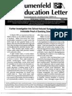 The Blumenfeld Education Letter August_1993