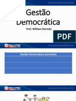1 Gestão Democrática e Participativa