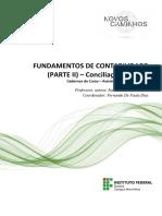 Cadernos Do Curso Conciliação Contábil 2