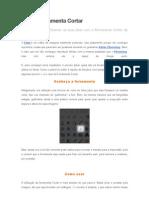 Tutorial Ferrramenta Cortar GIMP
