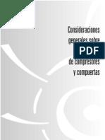 Compresores y compuertas