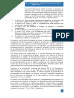 Análisis crítico de la demanda de inconstitucionalidad de la Ley 31131-2