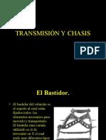 Persentacion Transmisión y Chasis