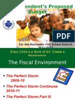 RCSD Supt proposed budget 2011-2012 SuperBudgetFinal