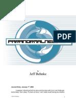 A Paranormal Story - Jeff Behnkepdf