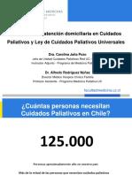 Desafíos de la atención domiciliaria en Cuidados  Paliativos y Ley de Cuidados Paliativos Universales