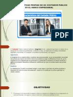 Exp Características Propias de Un Contador Publico