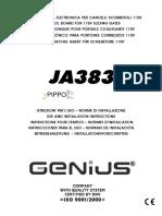 JA383-Milord1000