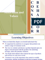 04-Motivatian and Values